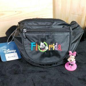 NWT! Disney Florida Fanny Pack